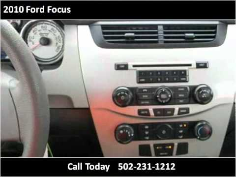 2010 Ford Focus Used Cars Louisville KY