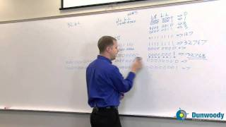 Programming Concepts Part 2  Overflow and Two's Complement (Kevin Wendt)