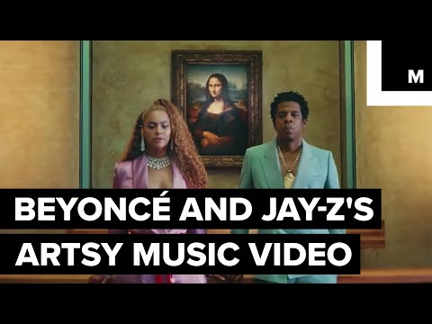 The Iconic Artworks You Missed in Beyoncé and Jay-Z's 'Apesh*t' Video