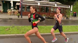 2017 ITU World Triathlon Grand Final Rotterdam - U23 Women's Highlights