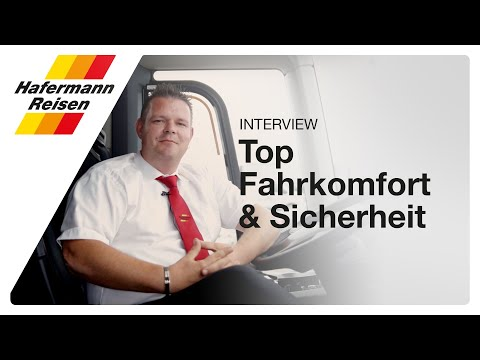 Hafermann Reisen Reisebusfahrer Manuel Breidenbach