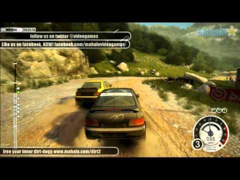 DiRT2 Brembo Subaru Croatia Mali Alan Pass [Rally]