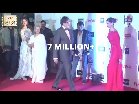 When Deepika Padukone Unexpectedly Met Amitabh Bachchan   | Six Sigma Films