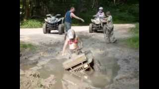 4-Wheeling in West Virginia