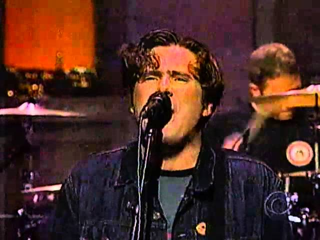 Jimmy Eat World - quotSweetnessquot 2002 David Letterman