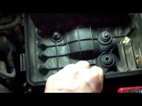 Hyundai elantra 2001 thermostat change