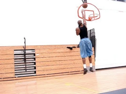 Post Half-Spin, Spin Baby Hook Shot Pt. 2 | Kevin Garnett Moves | Dre Baldwin