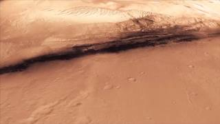 The Surface of Mars - presented by Angry Birds Space