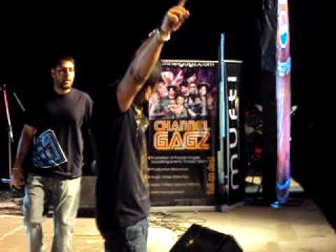 Honey Singh & Badshah with CHANNEL GAGZ (LIVE) - YouTube