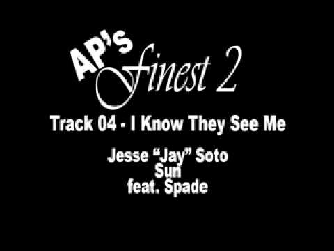 04. I Know They See Me by Jesse