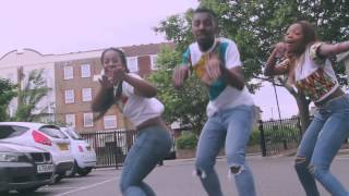 DJ DOUBLE A FT.  LDNC - #WAKAWAKA2015 (DANCE VIDEO)