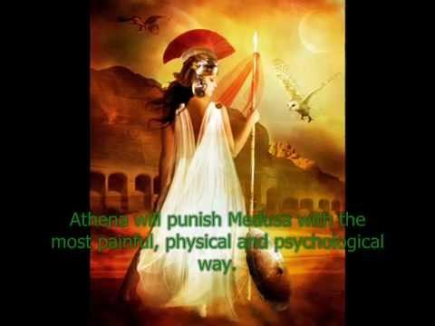 Greek Mythology - Medusa's Myth