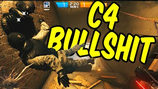 C4 BULLSH*T - Rainbow Six Siege Funny Moments & Epic Stuff (Siege Week 2)