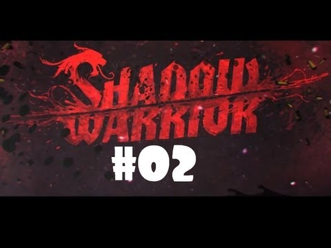 Let´s Play Shadow Warrior #2 8-bit Hentai Wtf! video