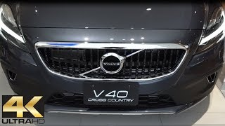 2019 Volvo V40 Cross Country T5 AWD Classic Edition Review - 新型 ボルボ V40 2019年モデル