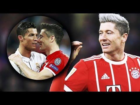 "Lewandowski: ""AMENAZA"" al Madrid I Bayern vs Real Madrid thumbnail"