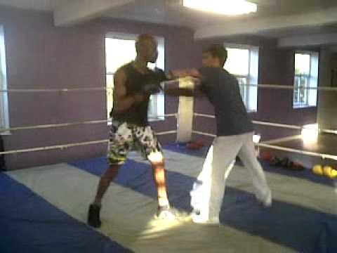 Jon Foreman - Boxing