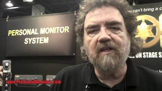 ProSoundNetwork.com Presents: Posse Audio Personal Monitor Mix System @ NAMM 2012!
