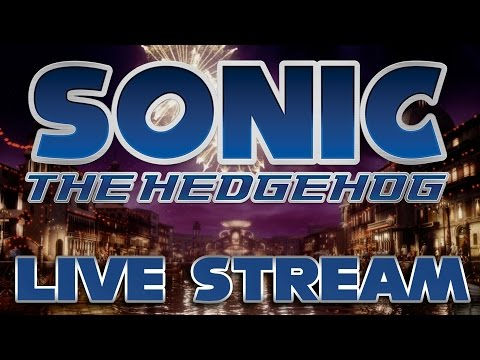 Sonic The Hedgehog 2006 - Live Stream - Sonic Story Part 1 video