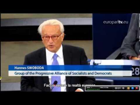 Il Presidente della commissione UE Barroso sullo stato dell'Unione