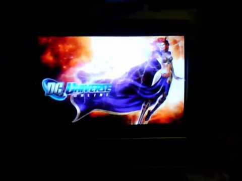 DC Universe Online US PS3 Gameplay Mighty Morphin Power Rangers Green ranger vs bizzaro