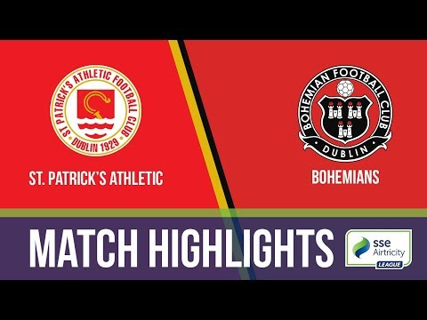GW17: St. Patrick's Athletic 1-1 Bohemians