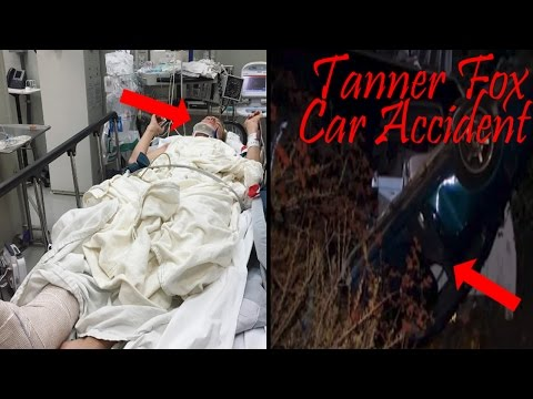 Tanner Fox Car Accident