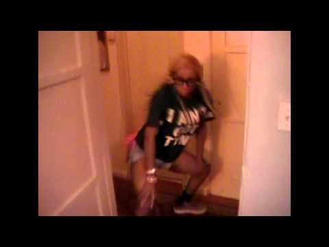 "Trina - Ass Fat featuring Meek Mill ""Aunt T Jackie"" Best Comedy TWERK EVER!"