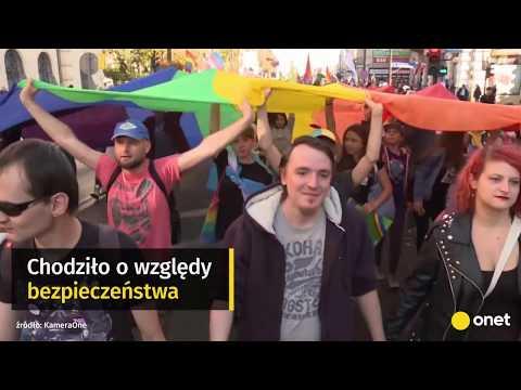 Starcia Z Policją Na Marszu W Lublinie | Onet100