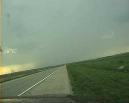 Fredonia, KS HP Supercell