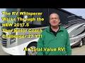 The RV Whisperer Walks Thru 2017.5 Thor Challenger 37 YT at Total Value RV!