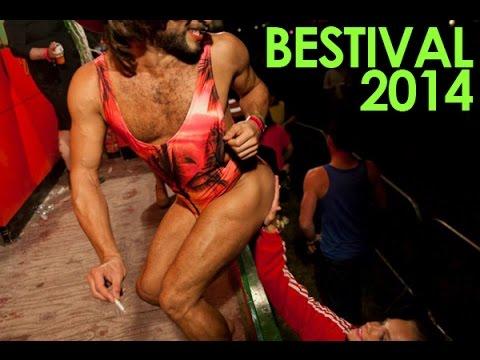 Bestival 2014 | Desert Island Disco | Scottee Takeover