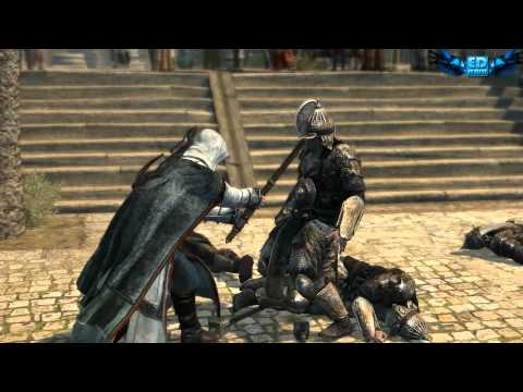 Assassin's Creed Revelations Finishing Moves Compilation Part 2 1080p HD