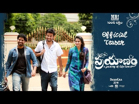 "MR. Productions | 100th Film | ""Prayanam"" Teaser"