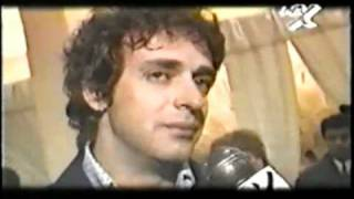 Cerati y Zeta Bosio - Final del Ultimo Concierto - Estadio Nacional, Chile (13.09.1997)