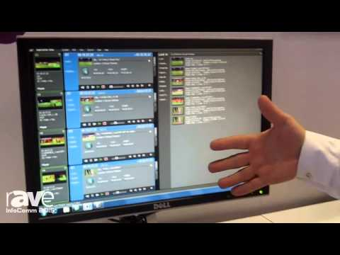 InfoComm 2015: Grass Valley Shows K2 Summit Family