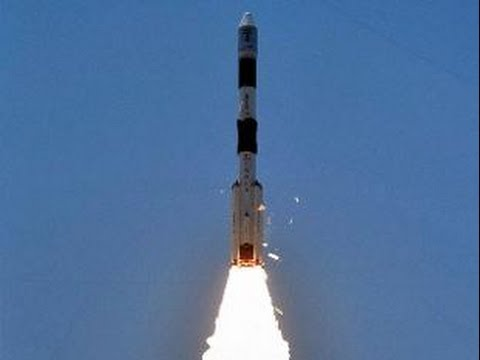 ISRO test-launches first-ever 'space shuttle'