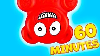 JELLY GUMMY BEAR:   BEST MOMENTS. ALL EPISODES IN A ROW
