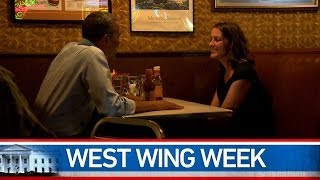 West Wing Week 6/27/14 or,
