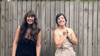 """I Make My Own Sunshine"" (In Sign Language) - Alyssa Bonagura with Katie Wagner"