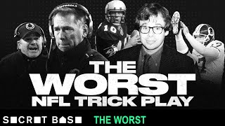 The Worst NFL Trick Play