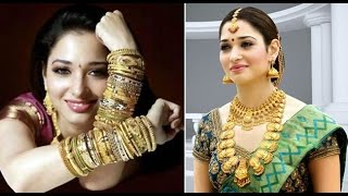 Tamanna Goes To Gold Business