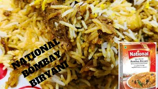 National Bombay Biryani /Review of national bombay biryani/BAKRA EID SPECIAL