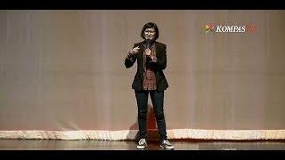 Aci Resti Gombalin Reza Baharudin 1/2 JALAN,comedy