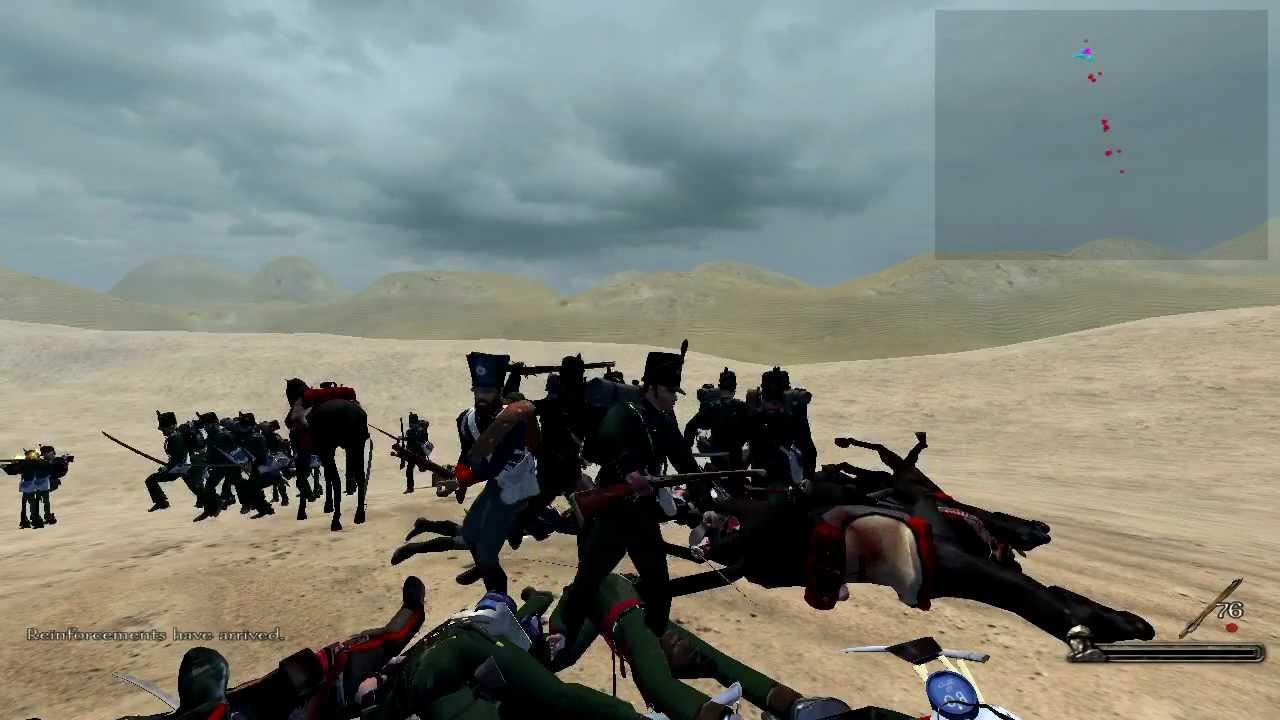 m b warband napoleonic mod battle youtube