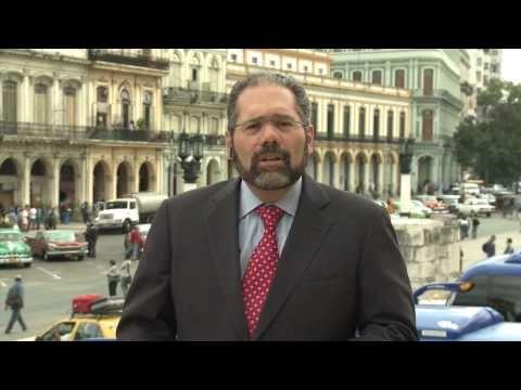 Ray Suarez in Cuba