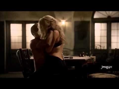 The Originals  - Rebekah And Marcel Have Sex 1x6 video