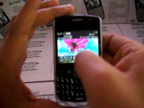 Celular con WIFI F020 Dual Sim. Tv. Mp3. JAVA. G-sensor. Touchscreen. Camara y mucho mas....