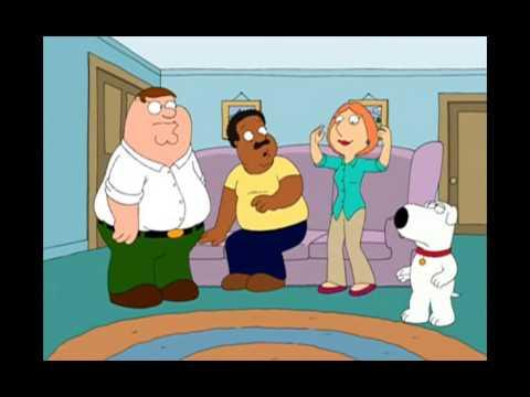 """Family Guy - Lois: """"Peter, schlag mich!"""" Brain schlägt Lois auf den Arsch. (S4-E5) [DEUTSCH]"""