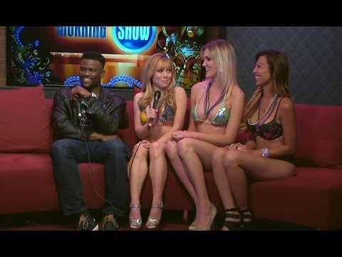 Walter Thurmond | The Playboy Morning Show video